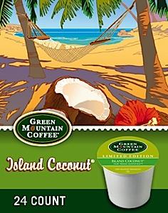 Spring Flavors – Island Coconut