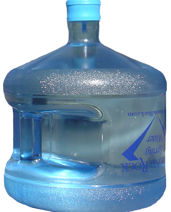 3 Gallon bottle
