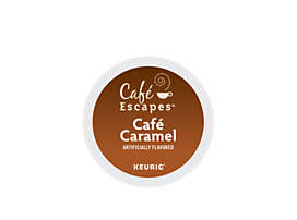 CAFE ESCAPES CARAMEL