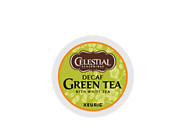CELESTIAL DECAF GREEN