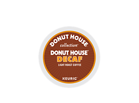 DONUT HOUSE DECAF