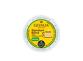 GEVALIA SIGNATURE DECAF
