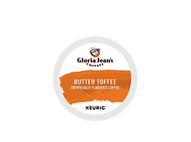 GJ BUTTER TOFFEE