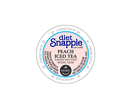 SNAPPLE DIET PEACH