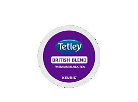 TETLEY BRITISH
