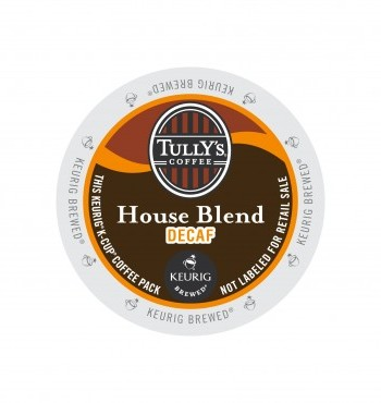 TULLY DECAF HOUSE