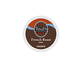 TULLYS FRENCH ROAST