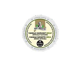 VANILLA HAZELNUT DECAF