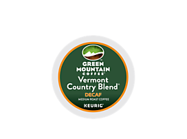 VERMONT COUNTRY DECAF