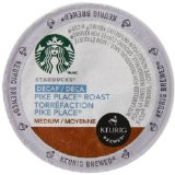 starbucks decaf pike
