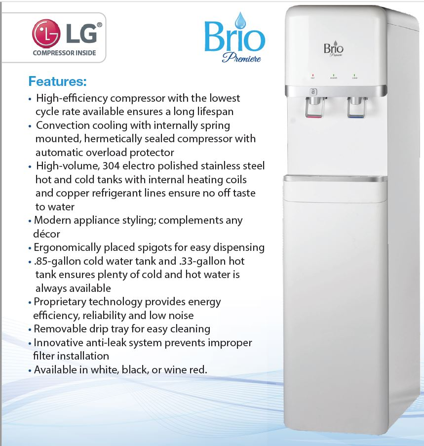 CL3000 Inline Water Filtration