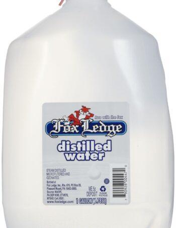 1 Gallon Distilled - 6 per case